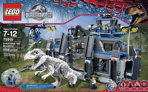 [USA] LEGO Jurassic World Sets Now Available For Sale ...