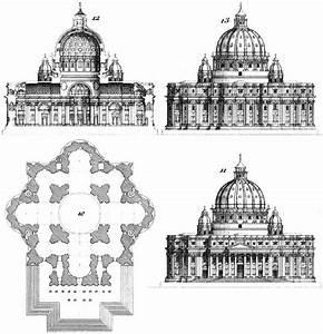 Planta de Miguel Ángel para San Pedro del Vaticano: ¨Quien ...