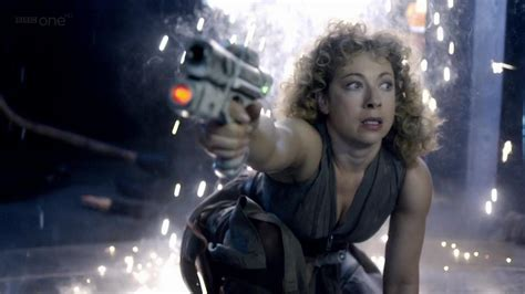 Alex Kingston  Read by Kevin