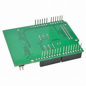 Low Cost Digital And Analog Io Expander Shield