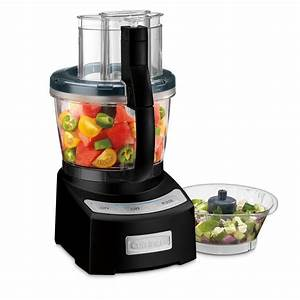 Cuisinart Elite 2 0 Food Processor-fp12bkn