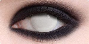 blind eye contacts 1000 images about on