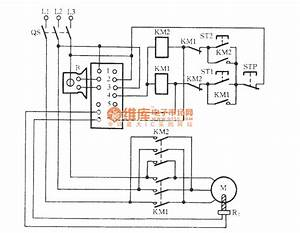 Qm9403 Three-phase Motor Protection Circuit