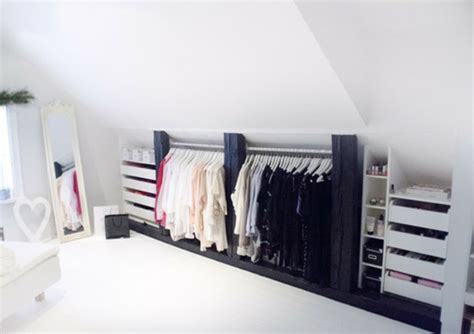 dressing chambre mansard馥 image du site dressing dans chambre mansardée dressing dans chambre mansardée à d 39 intérieur inspiré du magazine et design house