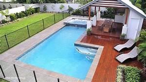 combien coute une piscine enterree devibatcom With combien coute une piscine naturelle
