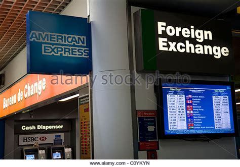 currency exchange airport stock photos currency exchange airport stock images alamy