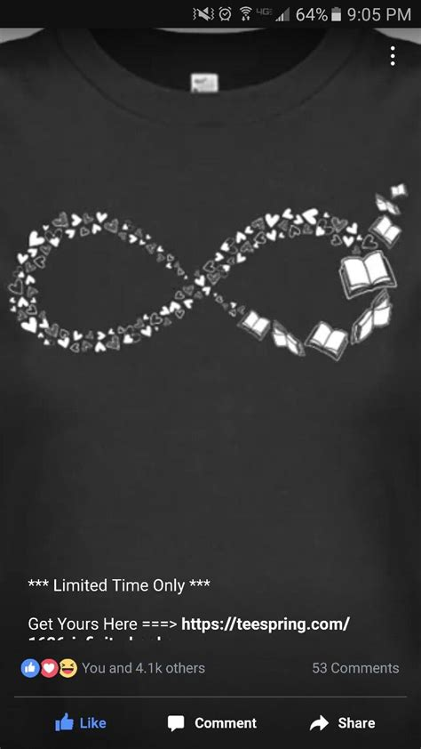 Infinity hearts with fly away books | Bookish tattoos