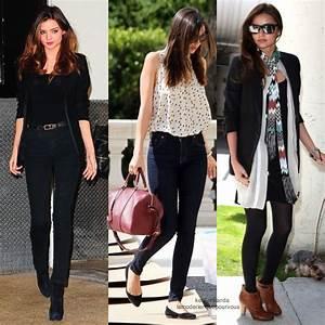 Style Vestimentaire Femme : street style de miranda kerr la mode rien que pour vous ~ Dallasstarsshop.com Idées de Décoration
