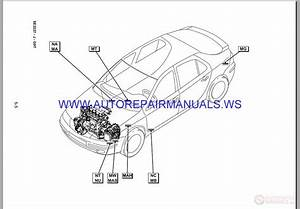 Renault Laguna 2 User Wiring Diagram