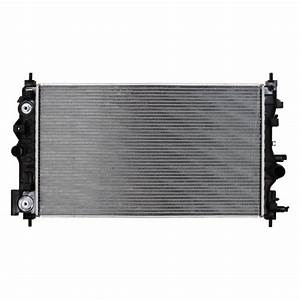 2011 Chevy Cruze Cooling System Apdi 174 8013197 Radiator