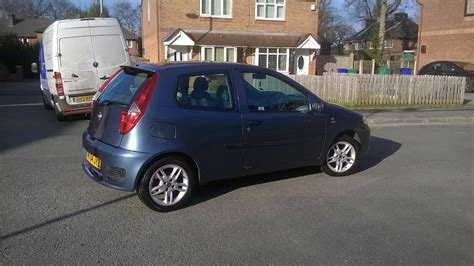 Fiat Manchester by Fiat Punto Active Sport 1 2 8v In Northern Moor