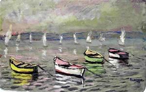 Pittura del mare di Stefano Busonero