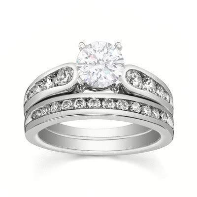 affordable diamond bridal set  jeenjewels