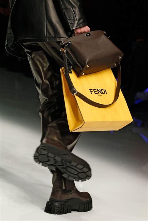 bags   fendi mens fall  collection purseblog