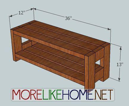 build shoe rack plans dimensions plans woodworking