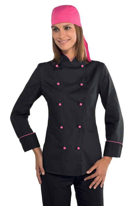 veste cuisine veste cuisine femme tissu ultra leger vestes de cuisine
