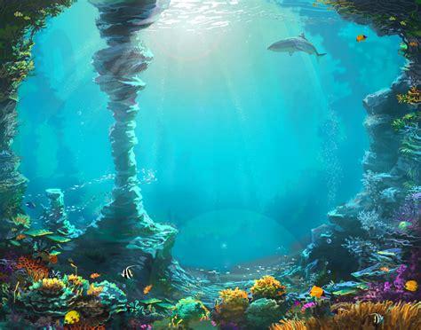 Natalia Dobrovolska - underwater world