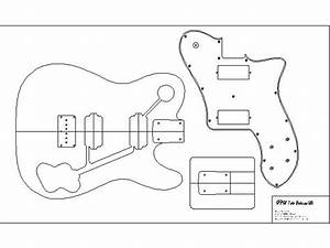 beautiful guitar neck template gift resume ideas With strat neck template