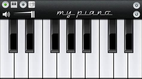 Piano Images My Piano Apps Para Android No Play
