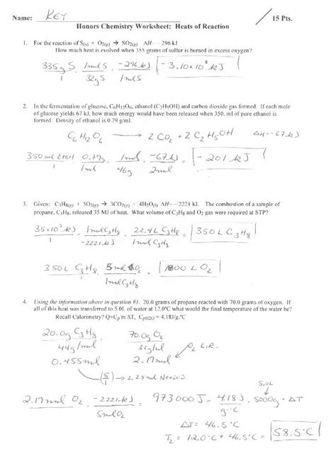 Chemistry Percent Yield Worksheet Worksheets For All  Download And Share Worksheets  Free On