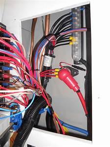 Harris  U0026 Watson Narrowboat Build  Electrical Installation