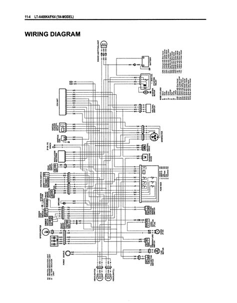 2000 Suzuki Quadrunner Wiring Diagram by I An 07 Suzuki Eiger That Keeps Blowing Ign Fuses
