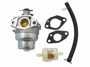 New Adjustable Carburetor For Honda Gcv160 Hrb216 Hrt216