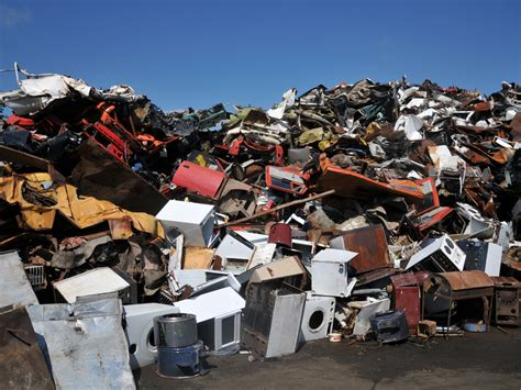 Scrap Metal Merchants & Waste Management  Fred Lloyd