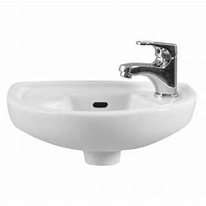 Lave Main Suspendu : lave mains suspendu vitra arkitekt 38 cm avec livraison et ~ Nature-et-papiers.com Idées de Décoration