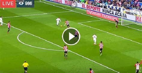 Live Football Streaming - Athletic Bilbao (BIL) v Real ...