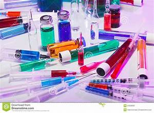 Medical Laboratory Glass Equipment Still Life Royalty Free ...