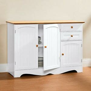 white kitchen buffet cabinet cupboard home dining