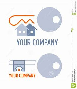 Home Sale Logos Stock Images - Image: 8835464