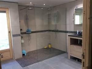 Vitre Douche Italienne : vitre douche italienne grande dimensions r solu 7 ~ Premium-room.com Idées de Décoration