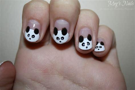 animal nail designs animal nail by meg s nails