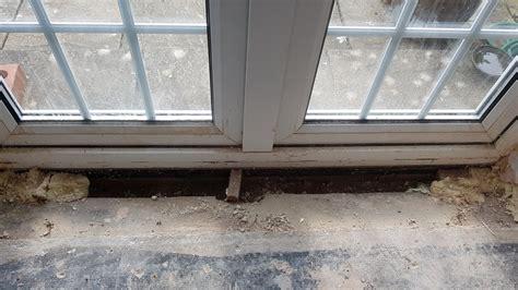 Patio Door Threshold