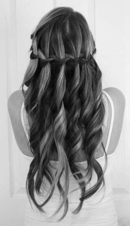 Coiffure mariage cheveux longs tresse | WEDDING | Pinterest | Coiffure mariage cheveux long ...