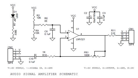 Universal Opamp Evaluation Board Using Lmv