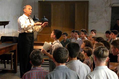 les choristes resume du photo du les choristes photo 2 sur 7 allocin 233