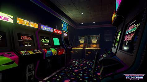 'new Retro Arcade' Tech Demo Launches With Htc Vive