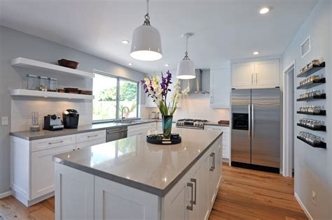 kitchen cabinets makeover thousand oaks white transitional kitchen remodel 3080