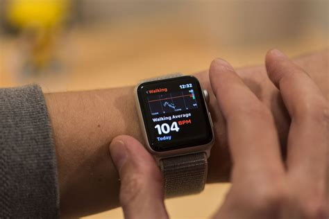 Apple Watch's heart rate sensor can detect diabetes