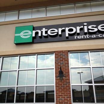 phone number enterprise rent a car enterprise rent a car car rental 107 j commons dr