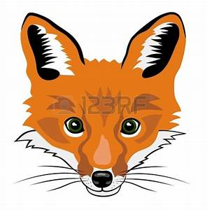 Fox Face Drawing | Clipart Panda - Free Clipart Images