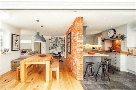 photo cuisine semi ouverte cuisine semi ouverte et cuisine ouverte sur salon