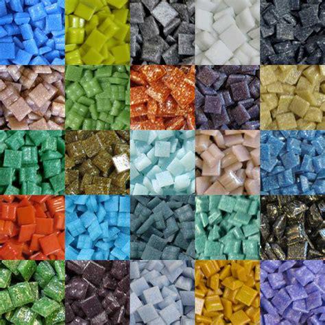 Hakatai Mosaic Glass Tile Mural by Hakatai Mini Vitreous Glass Mosaic Tiles 3 8 Inch