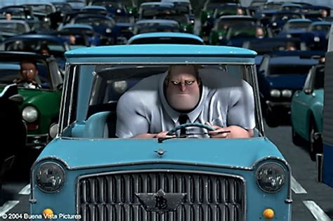 Mr Incredible  The Incredibles  Bob Parr Character