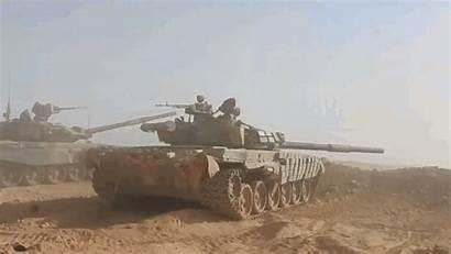 War Tank Tanks Syrian Weapons Russian Battle