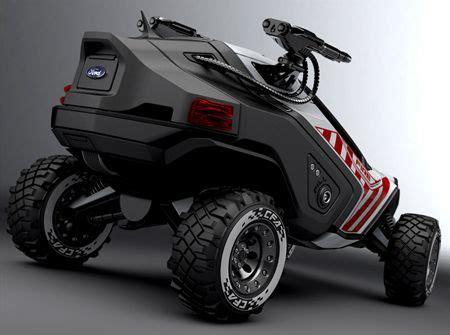 Concept Vehicles by Future Transportation Amatoya Attack