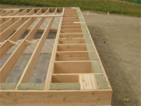 floor joist bracing spacing floor system tamlin homes timber frame home packages